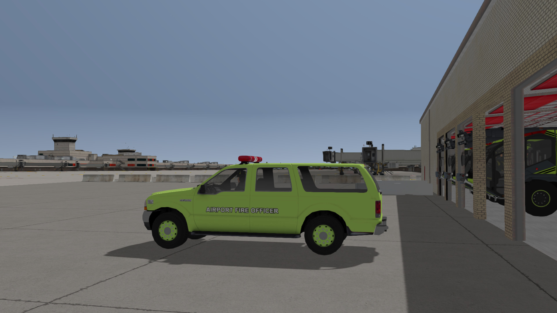 Airport Incident Command